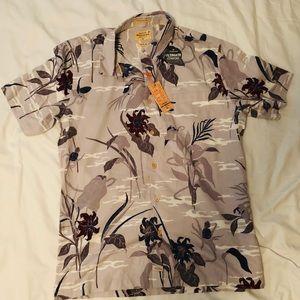 Men's Quicksilver Waterman M Short Sleeve Shirt